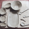 Handmade Ceramic Tea Set