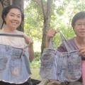 Second-hand Clothes Reborn