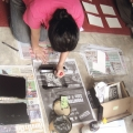 Pattern Print Making