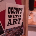 Occupy with art