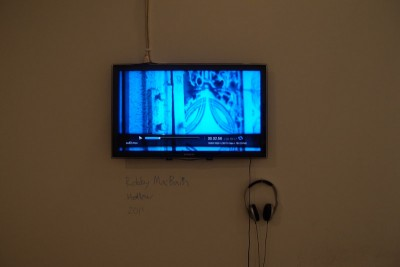 Hollow, 2011, installation view