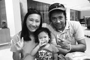 Jaroen and Orawan Polaongnam